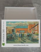 highfield road  gtm  300 piece jigsaw